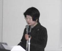 谷口初美先生(産業医科大学微生物学教室教授)