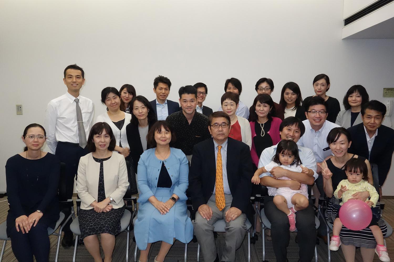 アリスの会・東京の集いと産推研関東地方会による共同講演会の開催報告(2019年9月21日)